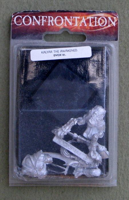 Image for Kalyar The Awakened (Confrontation Metal Miniatures)