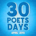 30 poets 30 dayspoetry event
