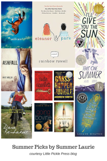 summer laurie picks summer 2015