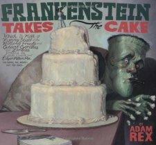 Frankenstein book by Adam Rex