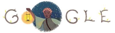 black history month google logo