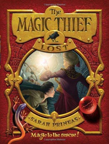magic thief by sarah prineas