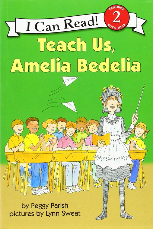amelia bedelia easy reader