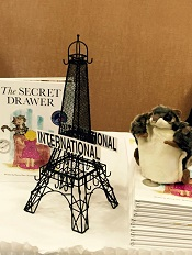 secret drawer goes international