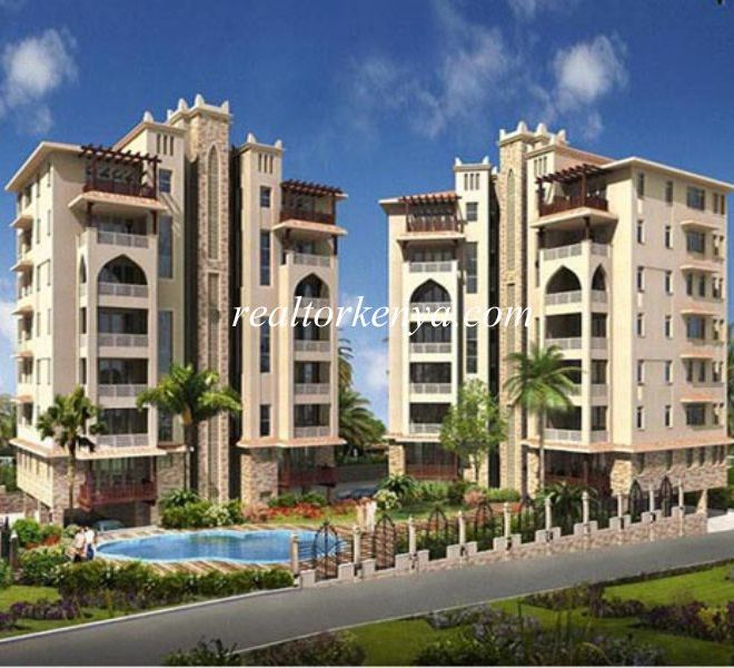 One Twiga Road Apartment - Apartment for Sale in Nyali