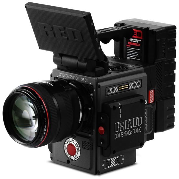 RED | SCARLET-W | 5K/4K Professional Digital Cinema Camera