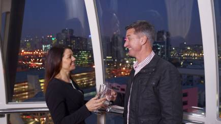 RedBalloon Melbourne Star Observation Wheel Flight with Sparkling Wine
