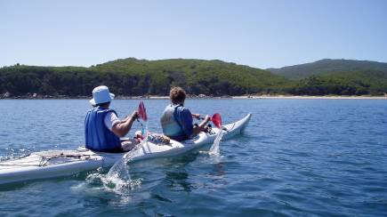 RedBalloon Guided Sea Kayak Tour to Wilsons Promontory - 3 Days