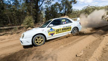 RedBalloon BONUS OFFER Rally Drive and Buggy Hot Lap - 9 Laps - Sydney