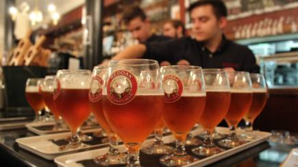 RedBalloon Boutique Beer Tasting Class with 5 Course Degustation