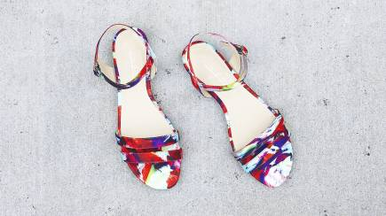 RedBalloon Design Your Own Sandals