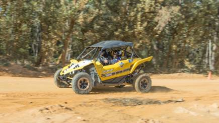 RedBalloon Yamaha YXZ Buggy 8 Lap Drive and 1 Hot Laps - SA