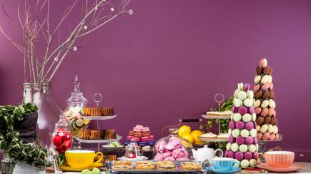 RedBalloon French High Tea With Josephine - For 2