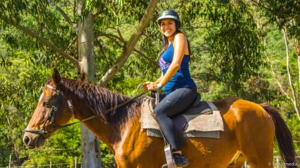 RedBalloon Horse Riding Adventure and Overnight Camping
