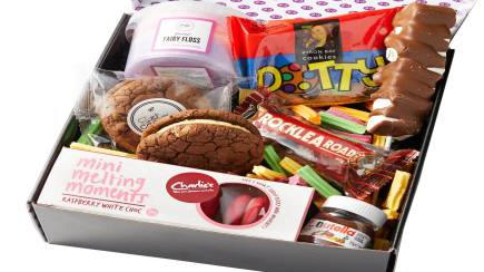 RedBalloon Cookies, Brookies and Rocky Road Gift Box