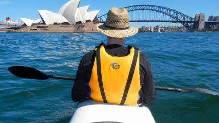 RedBalloon Sydney Harbour Kayak Tour to Goat Island - 3.5 Hours