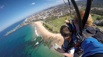 RedBalloon Skydive Over The Beach - Early Bird - 15,000ft - Weekend