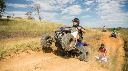 RedBalloon Sydney Quad Bike Adventure Tour - 45 Minutes