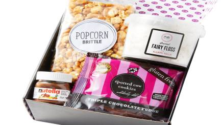 RedBalloon Gluten Free Sweet Treats Gift Box