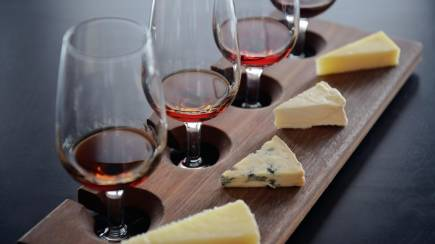 RedBalloon Cheese Tasting and Wine Matching Workshop - For 2