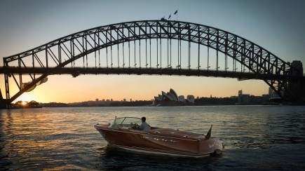 RedBalloon Vivid Sydney Private Harbour Cruise - Weekday - For 4
