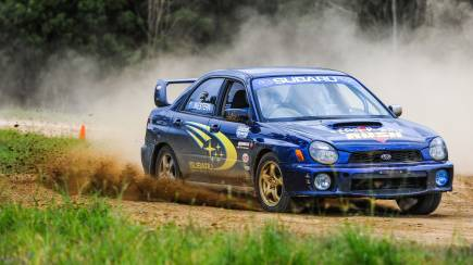 RedBalloon Subaru WRX Rally Car Drive - 6 Laps - Sunshine Coast