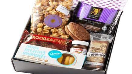 RedBalloon Brownies, Cookies and Rocky Road Gift Box