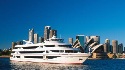 RedBalloon Sydney Harbour Cruise with 3 Course Lunch - For 2