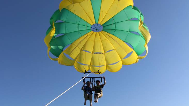 RedBalloon Jet Ski, Parasail, Watersports Adventure - For 2