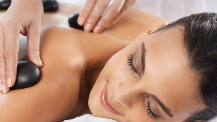 RedBalloon Hot Stone Massage and Customised Facial - 85 Minutes
