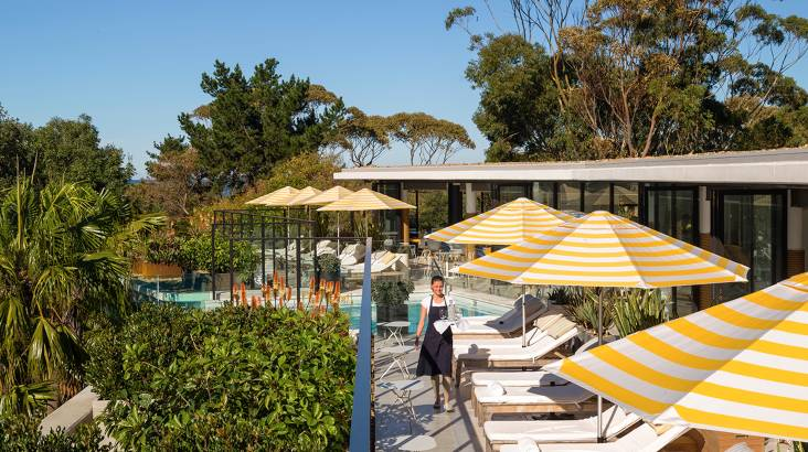 RedBalloon Two Night Beachside Escape at Bannisters Pavilion - Midweek