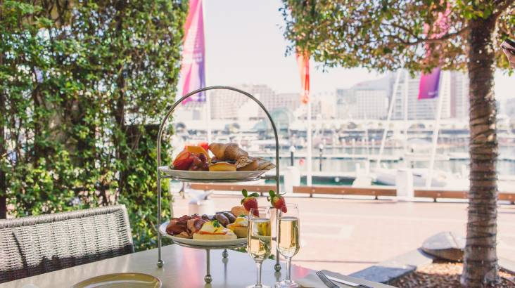 RedBalloon Chandon Breakfast by the Harbour - For 2
