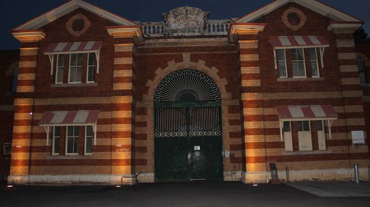 RedBalloon Boggo Road Gaol Ghost Tour - 2 Hours
