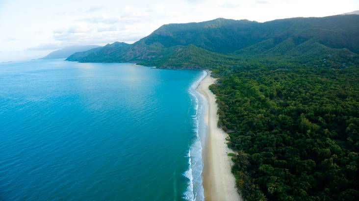 RedBalloon Port Douglas Beach Getaway with Breakfast - 2 Nights