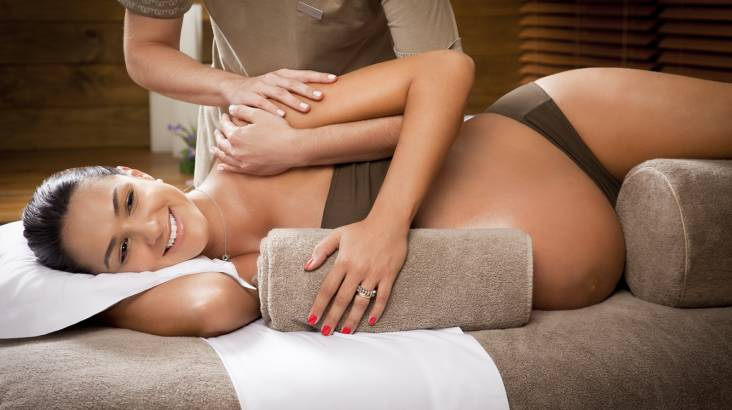 RedBalloon Relaxation Pregnancy Massage - 60 Minutes