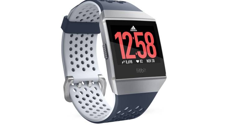RedBalloon Fitbit Ionic Adidas Special Edition Smart Watch