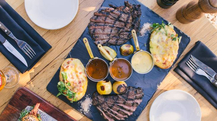 RedBalloon Beef and Beer Extravaganza by the Harbour - For 2