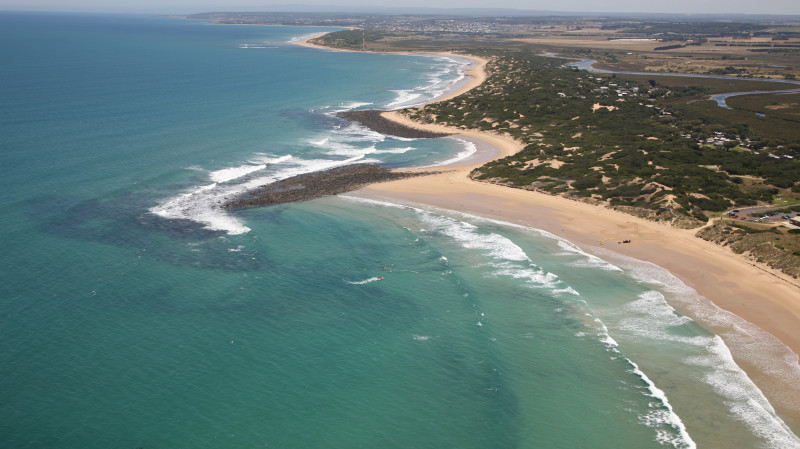 RedBalloon Torquay and Bells Beach Scenic Helicopter Flight - For 2