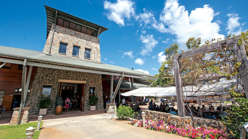 RedBalloon Winery Tour and Tasting with Cellar Door Lunch - For 2