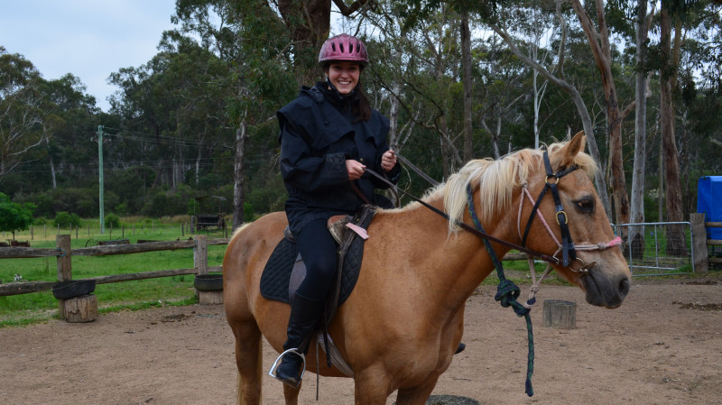 RedBalloon Horse Riding and Private Picnic - For 2