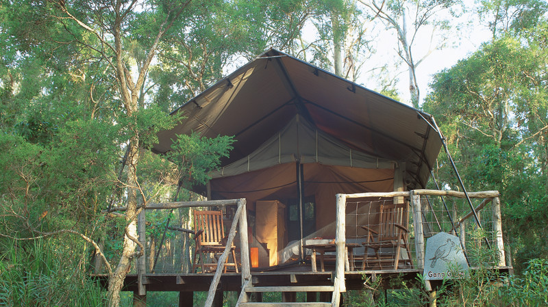 RedBalloon Glamorous Jervis Bay Camping - 2 Nights Midweek - For 2