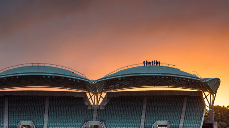 RedBalloon Adelaide Oval Roof Climb - Twilight