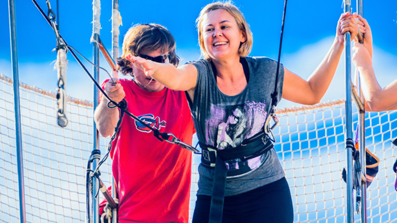 RedBalloon Flying Trapeze Workshop - For 2 - Brisbane
