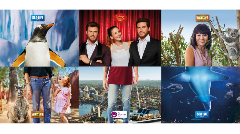 RedBalloon Sydney Attractions Multi Entry Combo Pass - 2 Attractions