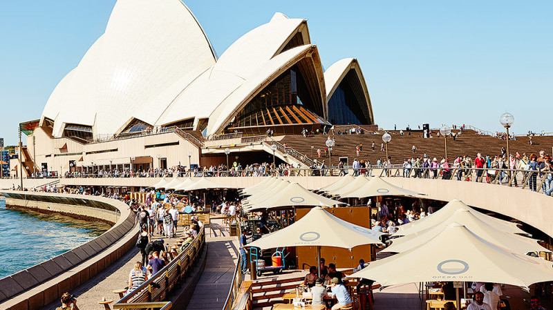RedBalloon Sydney Opera House Tour and Dine Experience