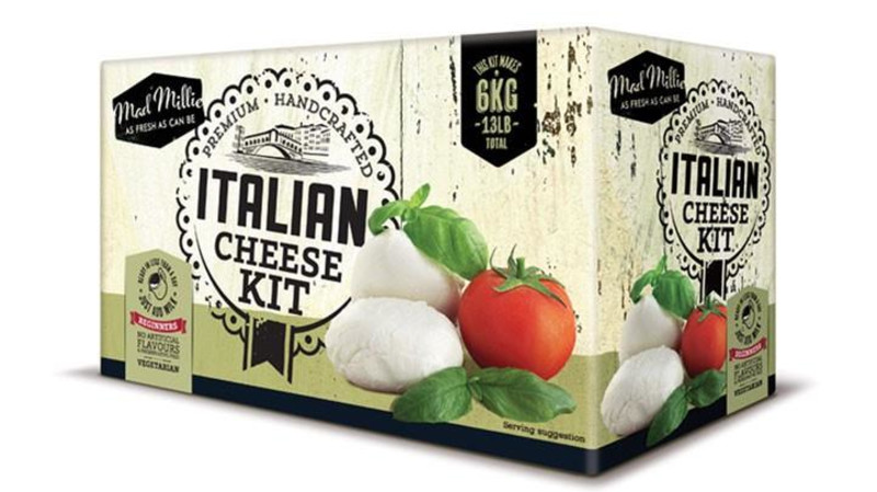 RedBalloon Italian Cheese Making Kit