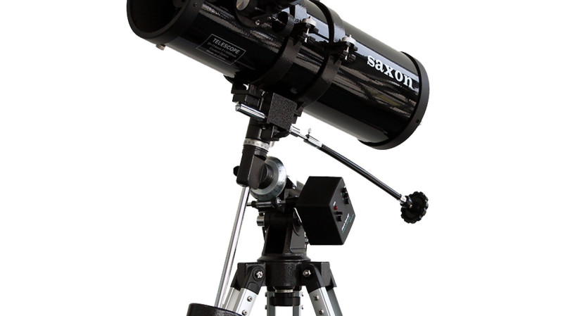 RedBalloon Reflector Telescope with Motor Drive