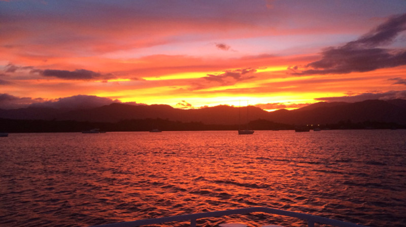 RedBalloon Sunset Cruise with Three Course Dinner - Adult