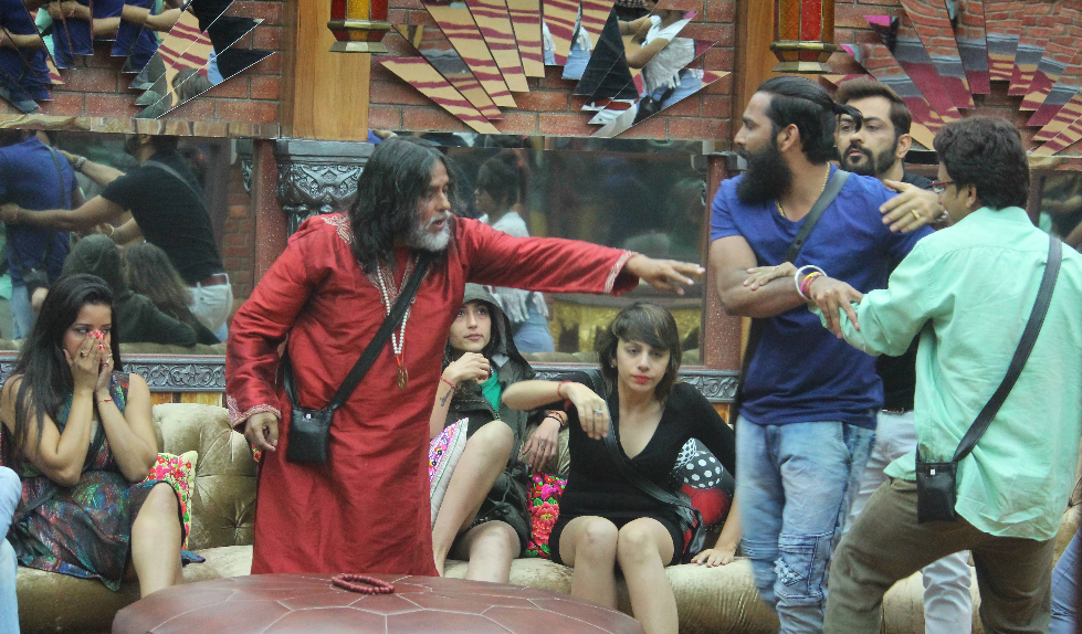 Omji Manveer fights