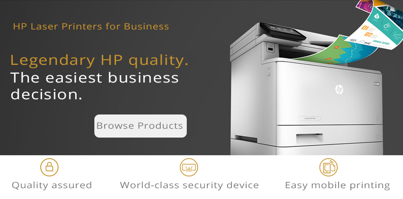Browse HP Laser-jet Products